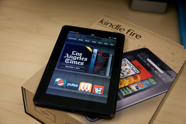 Tips in Using Amazon Kindle Fire Outside the US